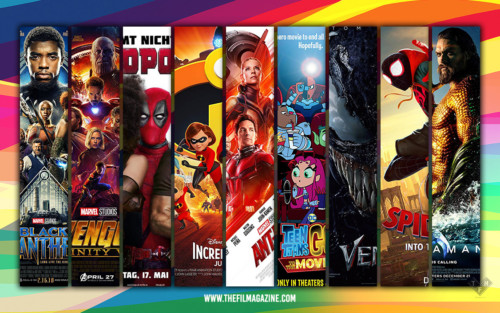 2018 Superhero Movies Ranked